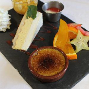 Desserts découverte La Malle aux épices