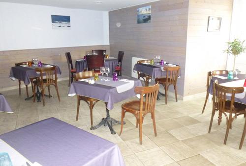 Restaurant proche du Phare de Goury - La Hague